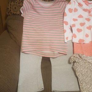 Jasmine and Ginger Intimates & Sleepwear - Bundle of 4 pajamas